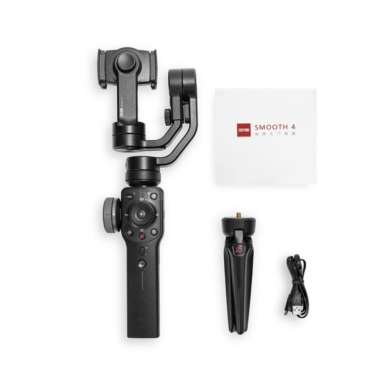 Zhiyun Smooth 4 Handheld Gimbal