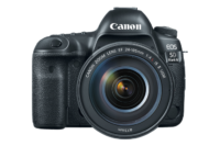 Canon 5D Mark IV Digital SLR Camera Body