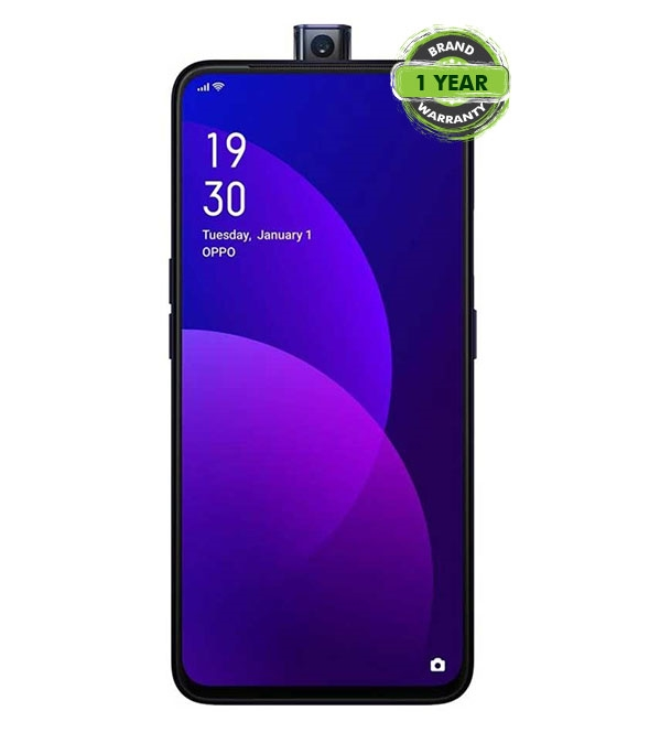 Oppo F11 Pro 6GB 128GB Thunder Black