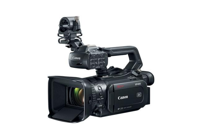 Canon XF400 4K UHD Camcorder