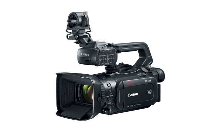 Canon XF405 4K UHD Camcorder