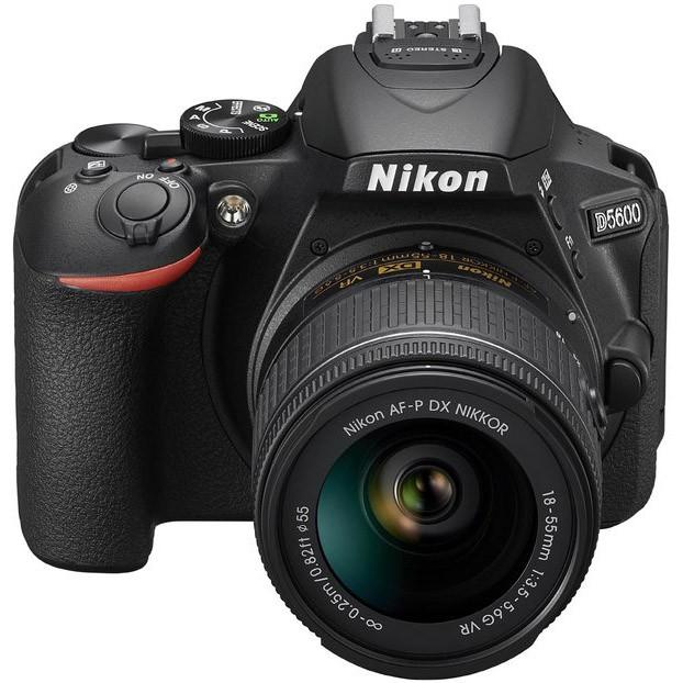 Nikon D5600 24.2MP DSLR Touchscreen Camera