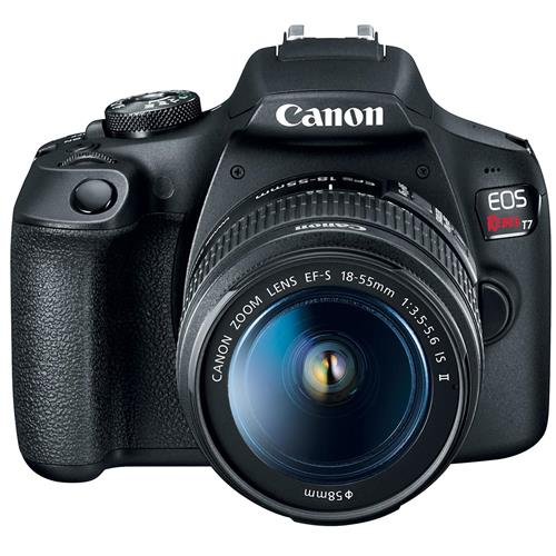 Canon EOS Rebel T7 24.1MP DSLR Camera