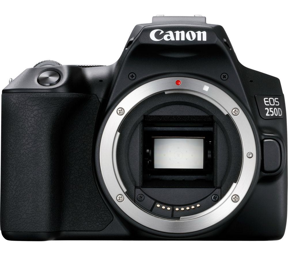 Canon EOS 250D DSLR Camera