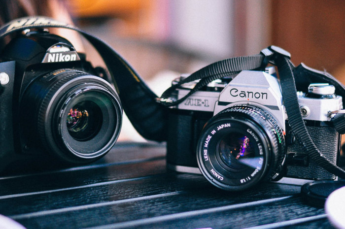 The Best Photography DSLR Camera in 2020