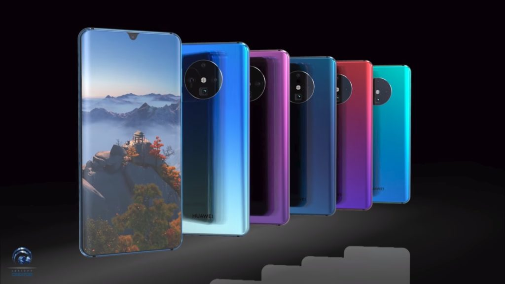 Huawei Mate 30 Best Camera Phone