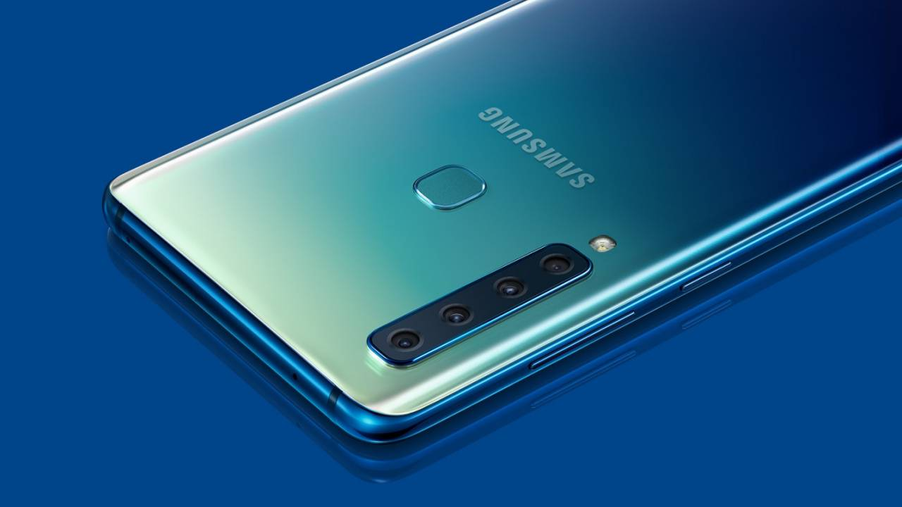 Samsung Galaxy A90 Best Camera Phone